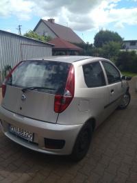 Fiat Punto 1,2 2003r ekonomiczny