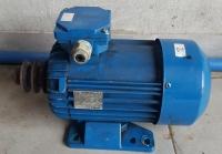 Silnik elektryczny 1.1kw 1380obr 230/400V