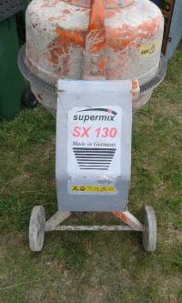 Betoniarka Supermix SX 130