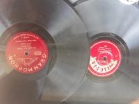 Kupie płyty szelakowe,adapter,gramofon,patefon