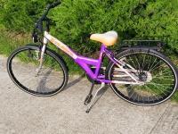 Rower dziecięcy damka XPLOER 24