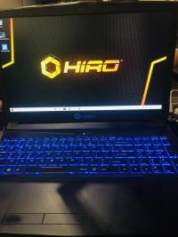 Laptop Hiro N857HP6 I7, GTX 1060, 16gb ram