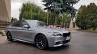 Auto do ŚLUBU BMW 5 F10 limuzyna - ŚLUB