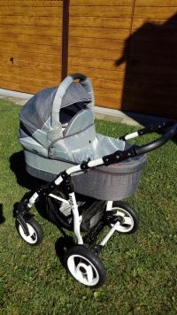 Sprzedam wózek dziecięcy 3w1 Zipp