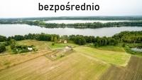 Działki budowlane - Kępa jezioro licheńskie, bezpośrednio