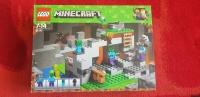 Lego Minecraft. Jaskinia Zombie