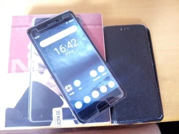 Sprzedam nokie 6 dual SIM idealna LTE NFC android 32gb 3gb
