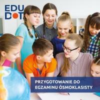 Język polski - przygotowanie do egzaminu ósmoklasisty