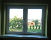 okno plastikowe  147x113 stan idealny
