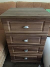 Meble pokojowe szafki z półkami komody z szufladami