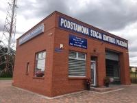 Podstawowa stacja kontroli pojazdów w Brzeźnie,  Parkowa 1A