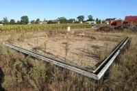 Rozpoczęta budowa domu (fundamenty)  -  JANOWICE