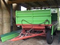 Przyczepa rolnicza Autosan D 46 A
