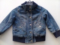 Kurtka jeansowa H&M rozm.110