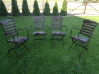 Sprzedam krzesla ogrodowe
