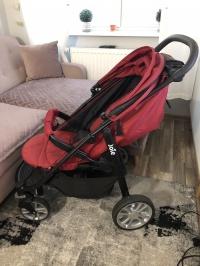 Sprzedam wózek spacerówka firmy Joie Litetrax 4