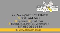 AgmaCar Auto Naprawa Golina