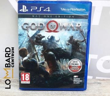 Gra na konsolę PS4 God Of War - Edycja Day One