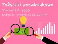 Pozabankowe pożyczki ratalne i chwilówki bez sprawdzania w r