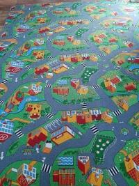 Sprzedam wykładzinę dywanową 3x4m