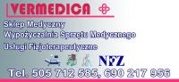 VERMEDICA sklep i wypożyczalnia sprzętu medycznego