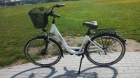 Rower miejski z koszykiem COSSACK Economic City