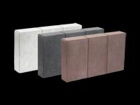 Ogrodowe betonowe obrzeże palisadowe Mersano