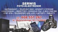 SERWIS TELEWIZORÓW LED/LCD WSZYSTKIE MODELE KONIN