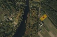 Sprzedam działkę nad Kanałem Ślesińskim, przy lesie / 54200. ...