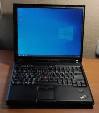 Laptop Lenovo T61 2.00Ghz 4GB ram 500GB dysk win10 499zl