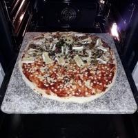 Kamień do pizzy DUŻY - granit - smaczna PIZZA