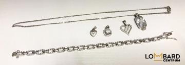 W sprzedaży trochę srebra 925 LoMbard Centrum Dworcowa 15j