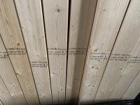Drewno Konstrukcyjne C24 Dom Łata Dach Elewacja