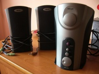 Głośniki komputerowe Trust 1000P Soundforce 2.1