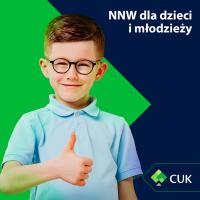 Indywidualne NNW szkolne dla dziecka/ucznia !