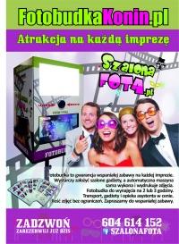 www.FotobudkaKonin.pl Zamów Promocja Godzina Gratis