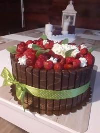 Pieczenie domowych tortów i ciast