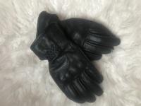 Rękawice motocyklowe skórzane damskie Rebelhorn