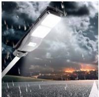 Lampa solarna duza przemyslowa led