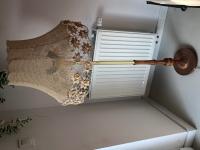 Lampa antyk rękodzieło