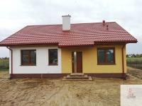 Nowy dom, duża działka, Laskówiec, Konin, Nowa cena
