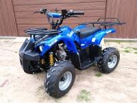 Quad 125cc model HUMMER PRO , stan Praktycznie NOWY,2019r,pi