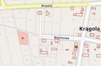 Na sprzedaż działka budowlana, 1584 m2, Krągola