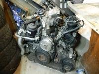 Audi A6 3.0 TDI.204 KM. Silnik CLA