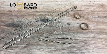 Srebro 925 obrączki, łańcuszki, zawieszki, bransoletka