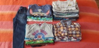 Sprzedam ubranka 98-104