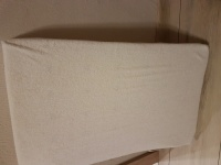 Poduszka klin 60x36x7 cm stan bardzo dobry