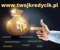 Szybkie Pożyczki Kredyty ratalne Konta CAŁA POLSKA