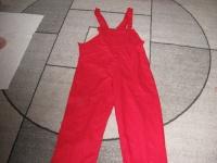 spodnie drelichowe sprzedam