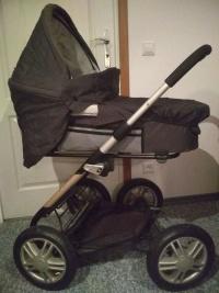 OKAZJA - MUTSY, Wózek wielofunkcyjny Urban Rider